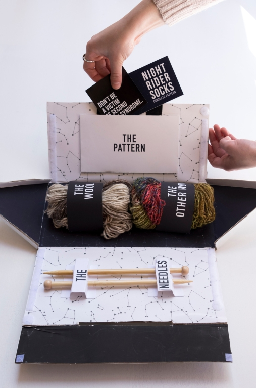 Wool and The Gang Kit (open 2) - Savanna Price